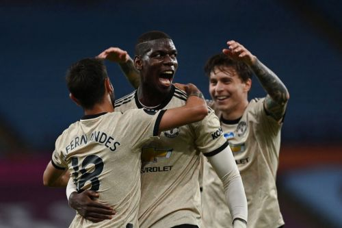 Manchester United set Premier League goalscoring record in win over Aston Villa