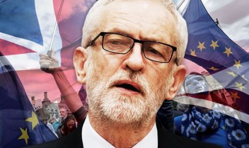 Corbyn insider reveals why ex-Labour leader COULDN'T support Brexit