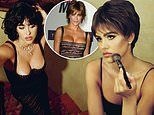 Amelia Gray Hamlin transforms into mom Lisa Rinna for Paper Magazine