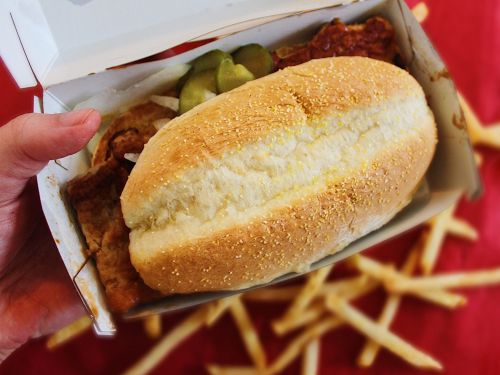 I tried the polarizing McDonald's McRib sandwich and thought it didn't deserve the hype from the chain and its devoted fans