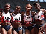 Tokyo Olympics: Dina Asher-Smith eyeing a chance at redemption in the women's 4x100m relay