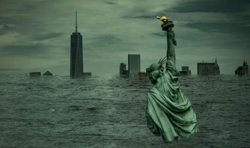Climate change effects: Sea levels on US coasts rising faster than EVER - New York at RISK