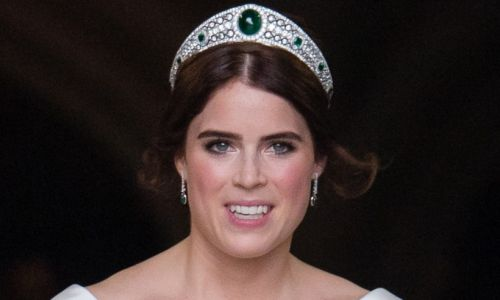 Princess Eugenie shares gorgeous new wedding photo in Father's Day tribute to Prince Andrew