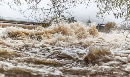 Flood and storm warning as scientists fear jet stream set to amplify more extreme weather