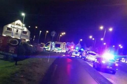 Stafford crash: Boy, 8, seriously injured after being struck by 'drink driver' in pub car park
