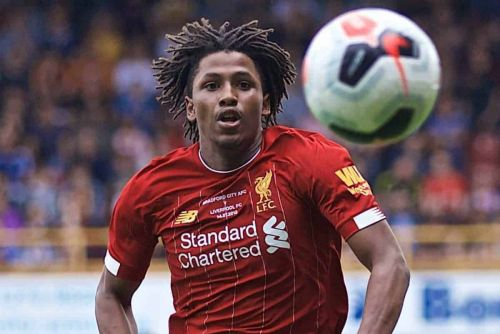 Liverpool's left-back plans change with Yasser Larouci heading for exit