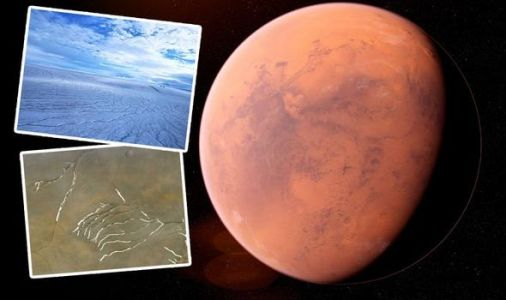 Life on Mars breakthrough: Alien life more likely under ancient ice sheets, scientists say