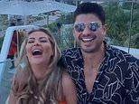 Love Island's Shaughna Phillips and Anton Danyluk send fans wild as they share flirty video