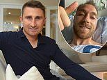 Ex-England cricket star James Taylor opens up on his own Christian Eriksen moment