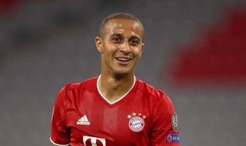 Liverpool warned over Thiago transfer 'issue' as Reds eye discount for Bayern Munich ace
