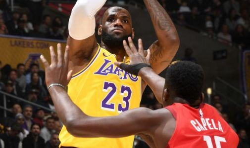 LeBron James scores 29 points as Los Angeles Lakers record comeback win over Houston Rockets
