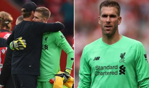 What Liverpool staff told Adrian after Southampton error as Reds coach plays down concerns
