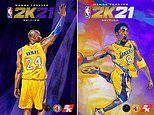 Kobe Bryant honored: The late LA Lakers star to grace two covers of NBA 2K21 Mamba Forever Edition