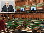 Boris Johnson says MPs should NOT get a £3,000 pay rise