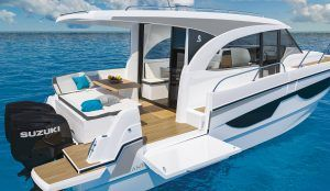 Antares 11: Beneteau launches first balcony boat at Paris show