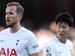 Gary Neville admits Harry Kane appears to be 'carrying over' Man City saga and is 'not himself'