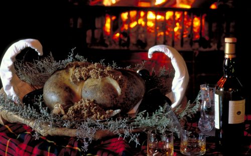 Burns Night 2021: how Scottish favourite haggis could have English roots