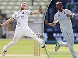 England bowler Olly Stone to undergo scan after suffering discomfort in county game for Warwickshire