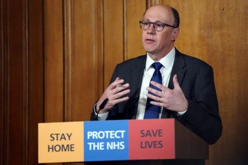 NHS chief warns UK will 'do well' to get through crisis with under 20,000 deaths