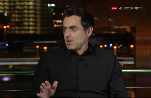 Ronnie O'Sullivan reveals the 'problem' with next generation of snooker stars