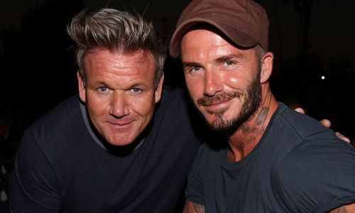 David Beckham to launch glamorous London-themed hotel in China - and Gordon Ramsay is in charge of food