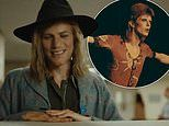 David Bowie biopic Stardust FIRST LOOK: Johnny Flynn transforms into the rock icon