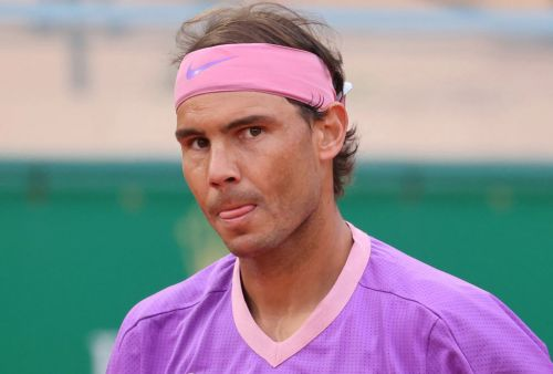Rafael Nadal slams 'disaster' serve and backhand in Monte-Carlo defeat to Andrey Rublev