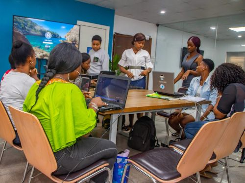 How Nigeria is becoming a top hub for open source development, with strong community, Big Tech investments, and successful startups like Paystack which Stripe just bought for $200 million