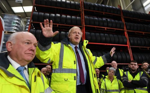 Monday evening news briefing: Boris Johnson's surprise attack on the BBC licence fee