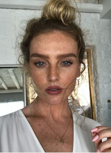 Perrie Edwards praised for honest post about her anxiety she opens on 'dark place' that left her feeling 'alone and scared'
