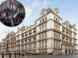 Whitehall Court penthouse once the London home of James Bond's MI6 boss 'M' goes on sale for £5.5m