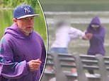 Video captures Central Park mugger stealing a woman's phone in broad daylight