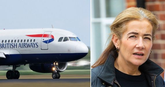 Drunk mum admits assaulting BA cabin crew member and calling her a 'fat arse'
