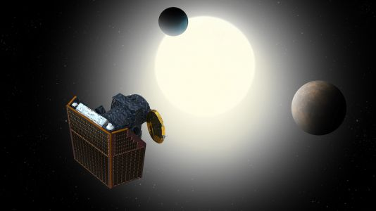 ESA satellite set for launch to measure sizes of exoplanets