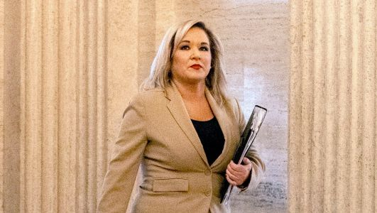 Michelle O'Neill's arrogant attitude and 'non-apology' is not acceptable and is yet another gaffe from Sinn Fein
