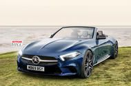 Next Mercedes-Benz SL will return to sporting roots