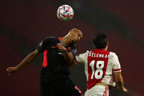 Heroic Fabinho showing v Ajax shows there's life after Van Dijk for Liverpool