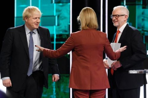 Jeremy Corbyn and Boris Johnson slug it out over Scottish independence in crunch TV debate