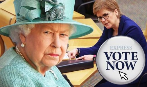 Royal POLL: Should The Queen speak out against Scottish independence to save union? VOTE