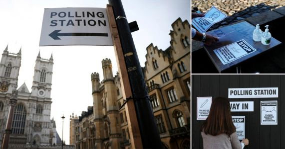Local elections 2021 - live: Polls open for biggest set of local and devolved contests in nearly 50 years
