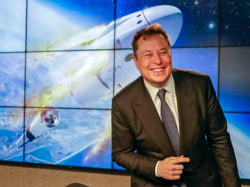 SpaceX is set to launch astronauts on Wednesday. Here's how Elon Musk's company became NASA's best shot at resurrecting American spaceflight