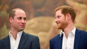 Prince Harry addresses the Prince William 'feud' rumours