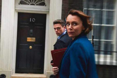 Bodyguard's Keeley Hawes wants to Tango on Strictly with co-star Richard Madden