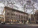 National Portrait Gallery drops £1m donation from family who run pharmaceutical firm