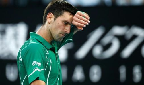 Novak Djokovic Australian Open chances in doubt again as leaked email causes 'setback'