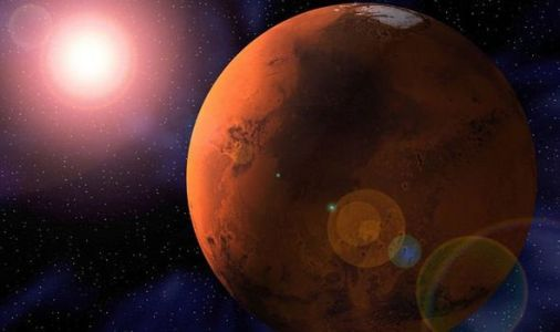 Life on Mars: Experts increasingly convinced Red Planet once homed aliens