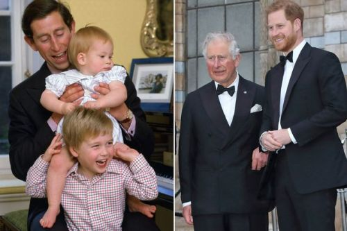 Prince Charles is 'massively sad' over Harry and Meghan royal split decision