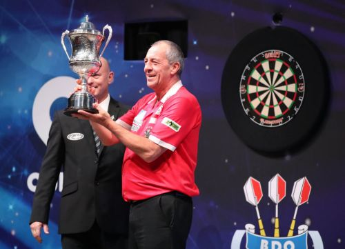 The BDO is gone, it's a calamity, says reigning world champion Wayne Warren
