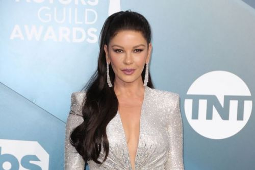 Catherine Zeta-Jones only just developed wedding photos 20 years after big day