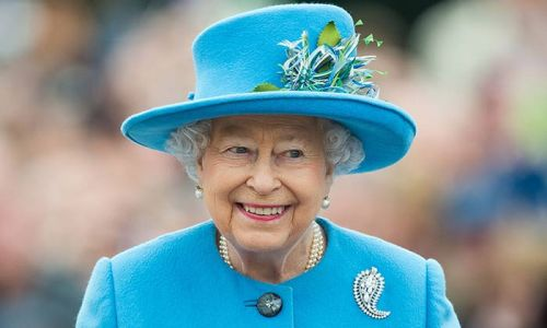 The Queen receives amazing gift on the 67th anniversary of her coronation